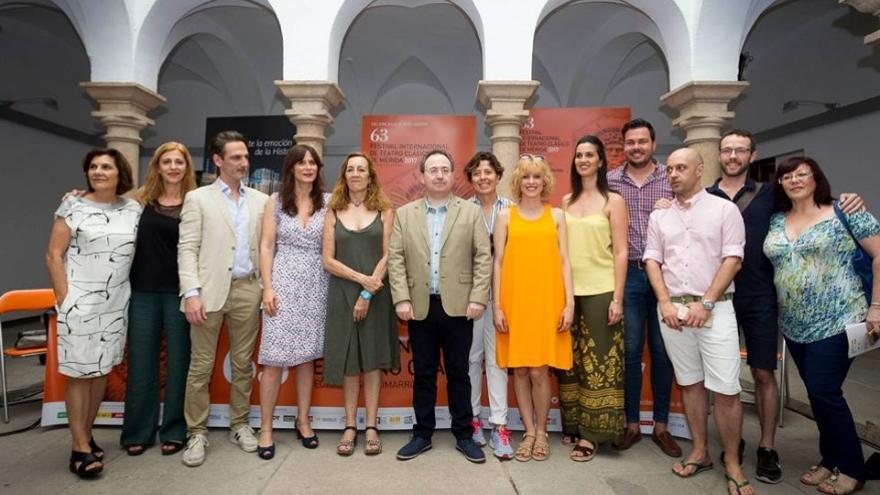 Troyanas, Festival de Teatro Clásico de Mérida