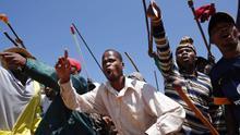El presidente de Sudáfrica pide a los mineros huelguistas volver al trabajo