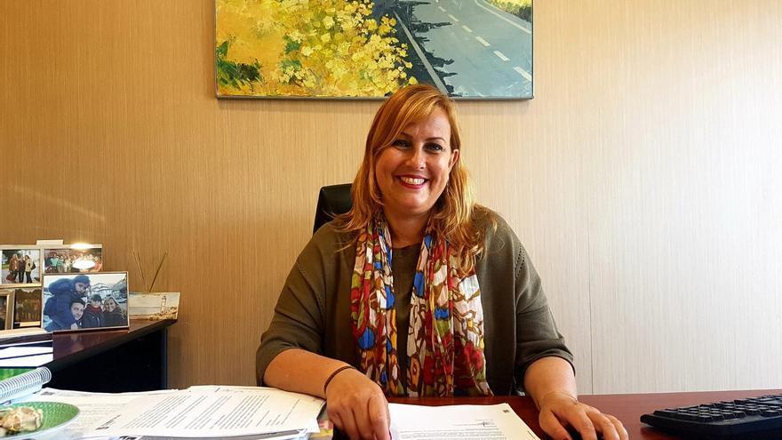 Anabel Jiménez, Palomares del Río, Sevilla,