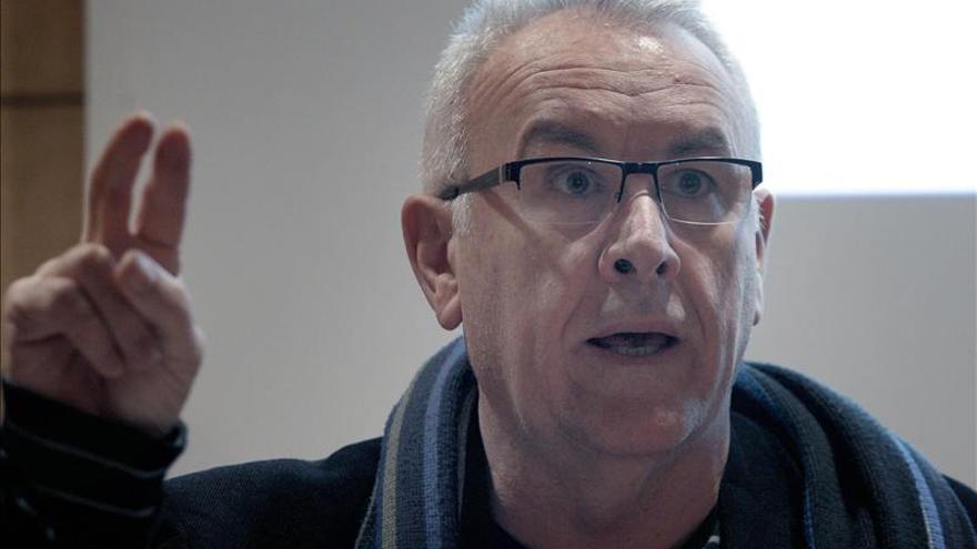 """Cayo Lara replica a la demanda de Calatrava que la verdad """"no es una injuria"""""""