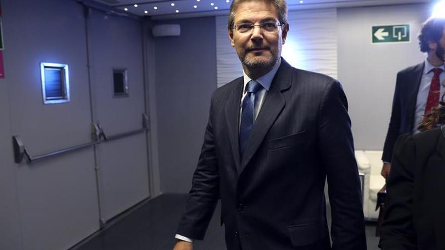 Catalá dice que el cese de la Sindicatura es un paso más para poner fin definitivo al proceso