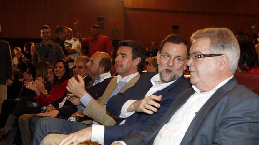 Del acto del PP canario con Rajoy #2