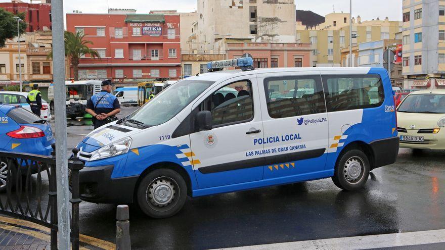 El sindicato USPB denuncia que solo hay un teléfono operativo para atender las llamadas a la Policía Local de Las Palmas