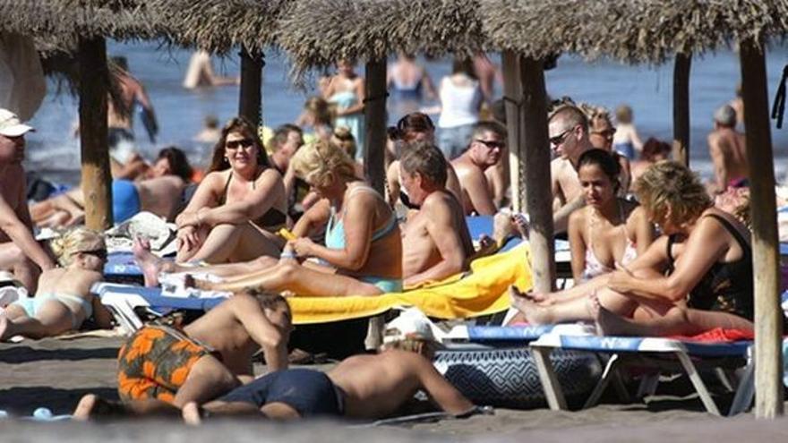 La llegada de extranjeros también se elevó en julio pasado