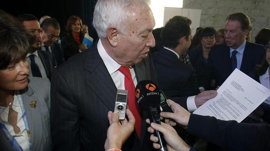 """Margallo dice que la """"buena"""" imagen de España se refleja en datos económicos"""