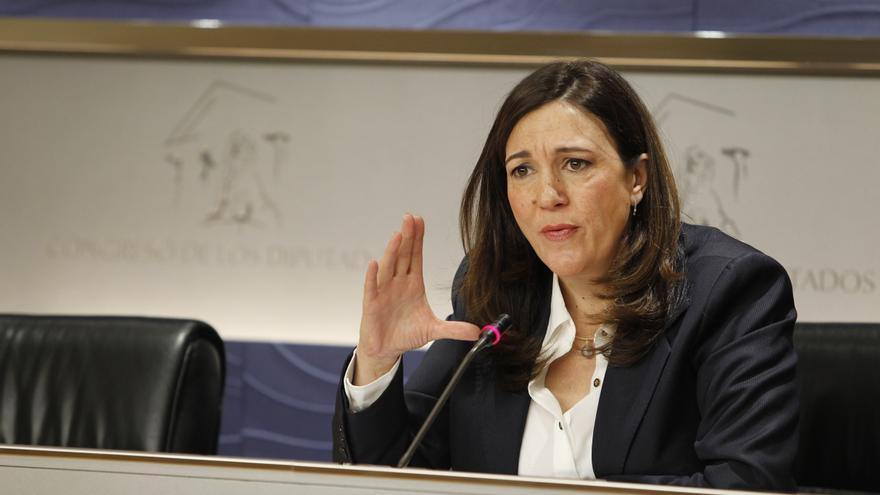 """Soraya Rodríguez (PSOE) comparte """"plenamente"""" el rechazo del PSC al pacto para una posible Cataluña independiente"""