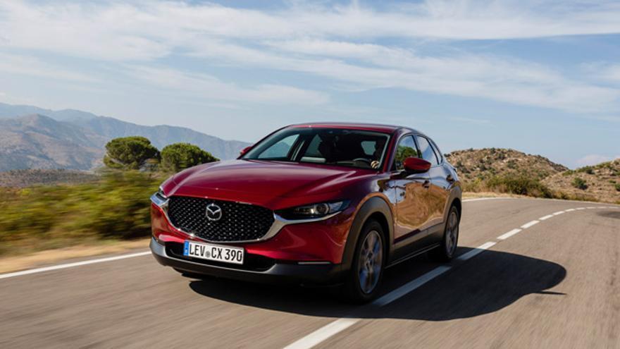 El Mazda CX-30 incorpora la evolución más elegante del diseño Kodo.