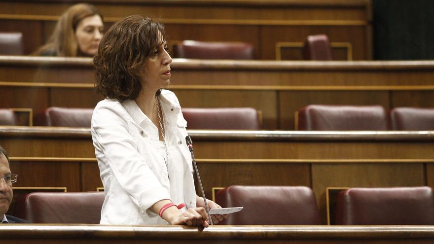 Lozano (UPyD) saluda la rectificación de Morenés sobre Zaida Cantero y el anuncio de un protocolo contra el acoso