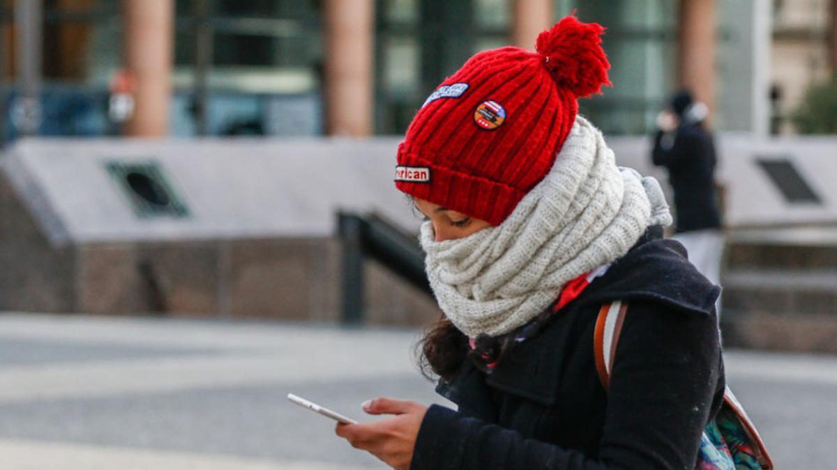 La ola de frío puede ser la más intensa del siglo