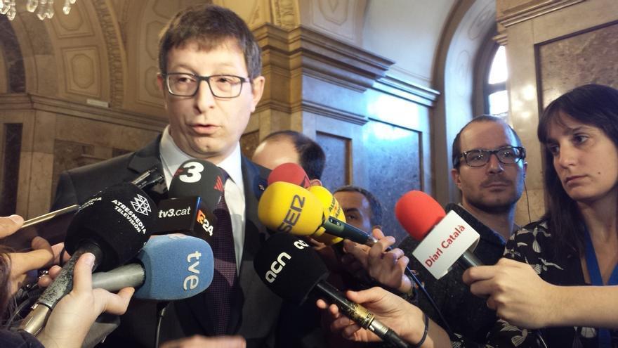 El Govern reafirma la legalidad de la reunión del referéndum y no cree que sea saltarse al TC
