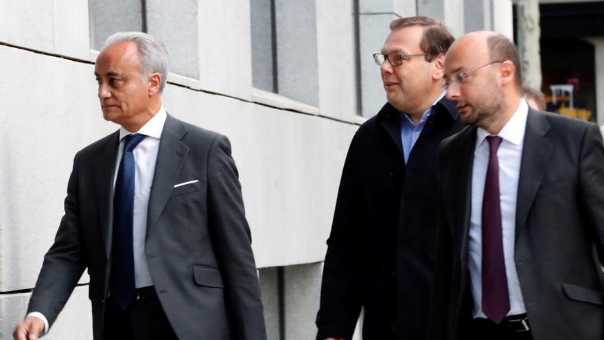 Fridman lamenta el descrédito tras su imputación en Zed y pide ser apartado