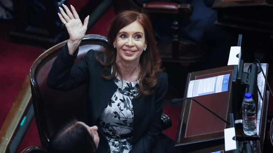 Un juez pide el desafuero de Fernández para detenerla por encubrir terroristas