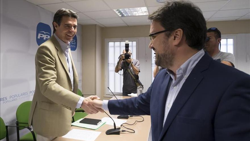 Soria considera que el PP y el PSOE deben pactar ante el desafío catalán