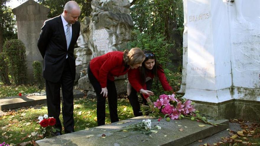 De Beethoven a los Strauss, un paseo vienés por el cementerio de los músicos