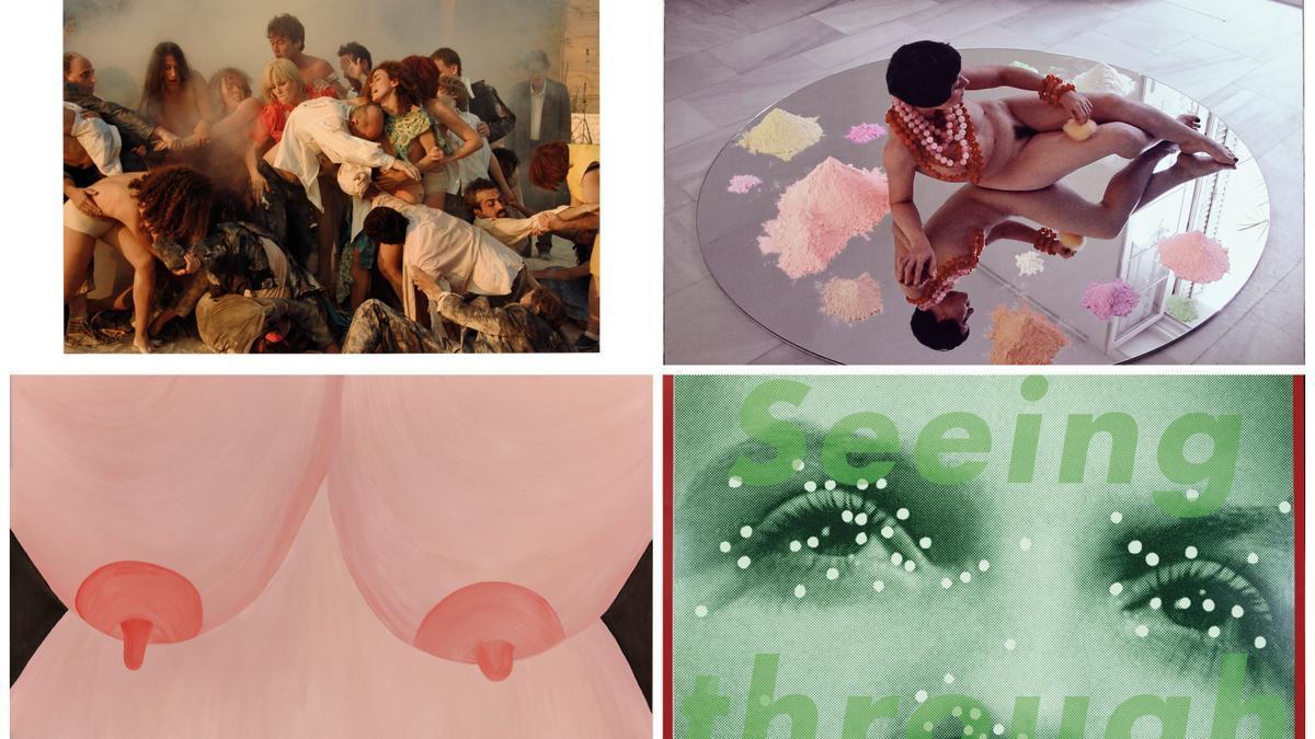 Exposición 'Womanology' del Museo de Bellas Artes de Bilbao