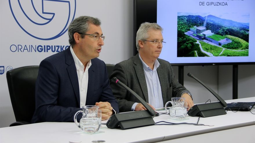 El Consorcio de Residuos de Gipuzkoa aprueba la adjudicación de la incineradora a la UTE de Urbaser