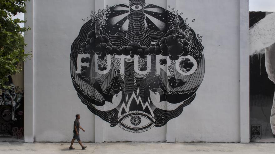 'Futuro' en Barcelona.