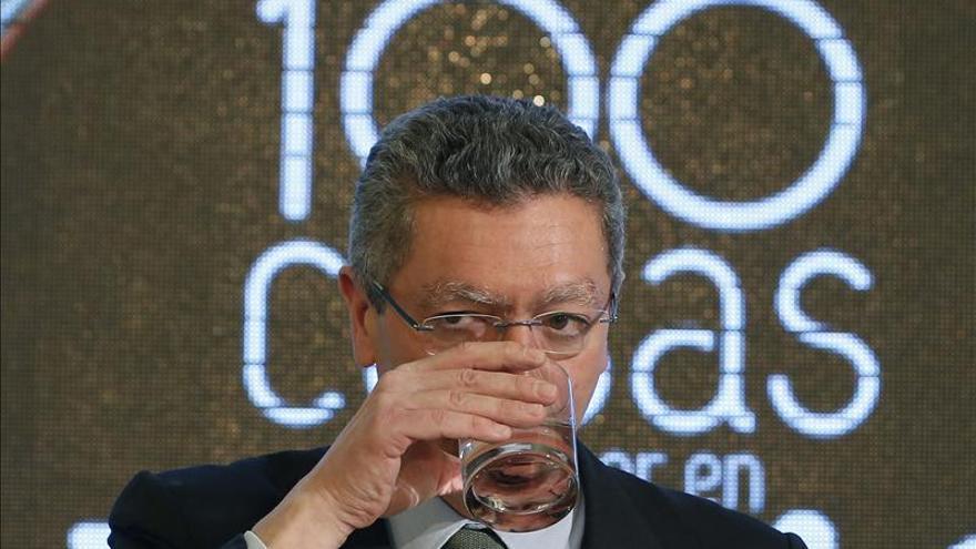 Gallardón expresa todo su apoyo a Botella si quiere continuar como alcaldesa