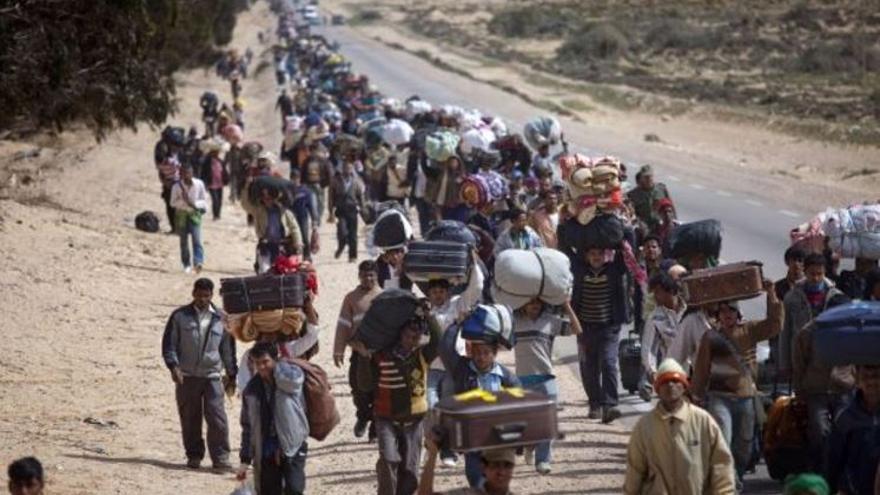Cruz Roja pide abrir plazas de acogida a refugiados en Albacete, Guadalajara y Cuenca