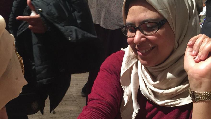 Fatima Hassoun es traductora y mediadora. / Foto cedida