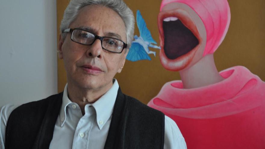 El escritor venezolano José Balza.