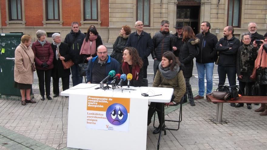 """La Coordinadora de ONGD muestra su """"gran decepción"""" con los Presupuestos de Navarra para cooperación"""