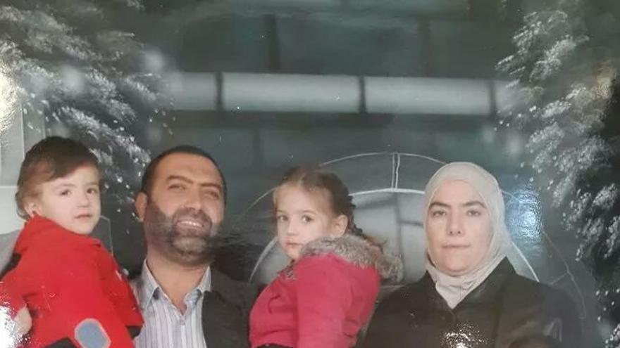 Rania  Al Abbasi y su marido,  Abdulrahman Yasin, con sus seis hijos fueron objeto de desapariciones forzosas por las autoridades sirias, denuncia Amnistía Internacional.