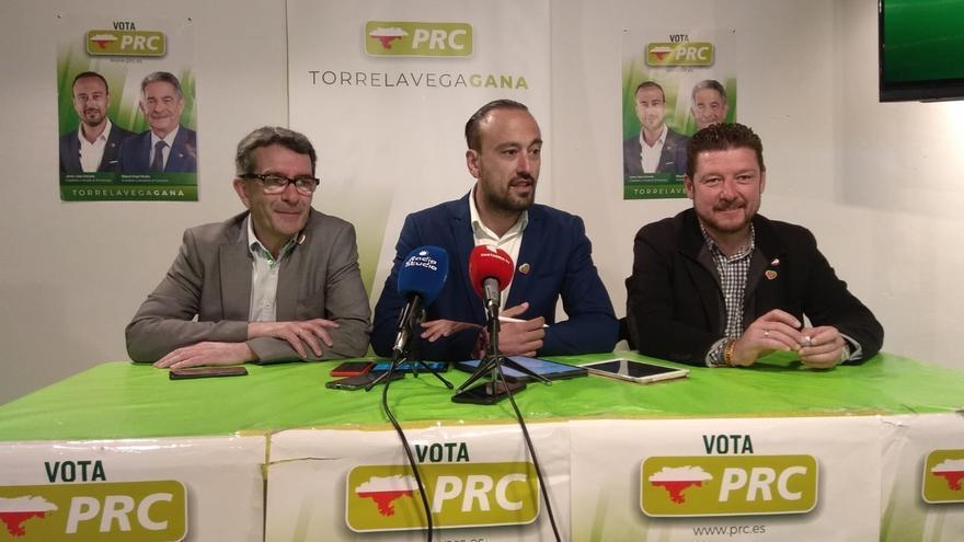 """PRC Torrelavega espera ganar las elecciones por primera vez y construir una ciudad """"moderna y de vanguardia"""""""