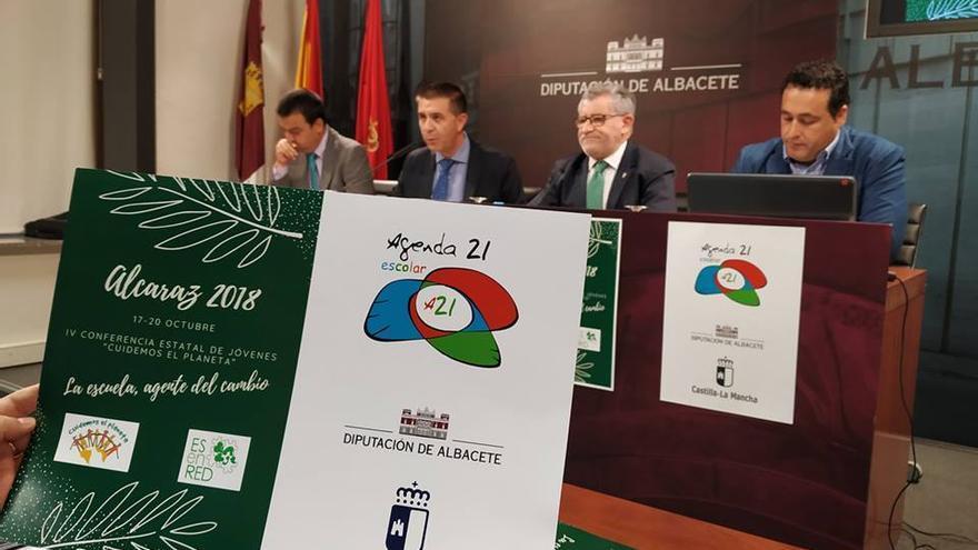 Presentación del CONFINT este viernes en Albacete.