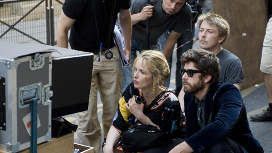 Julie Delpy dirigiendo 'Dos días en París'