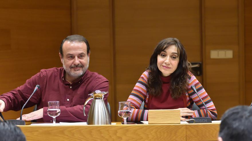 Vicente Burgos, exgerente de la fundación Jaume II el Just