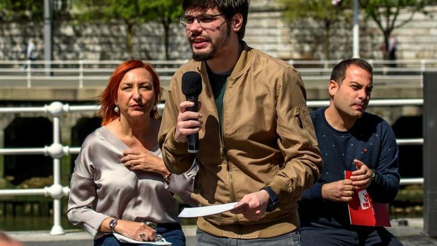 """Podemos denuncia """"la Euskadi de dos velocidades"""" que están dejando PNV y PSE"""