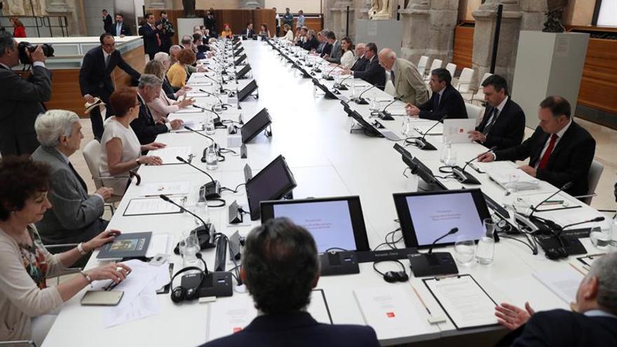 Constituida la Comisión Nacional para conmemorar el Bicentenario del Prado