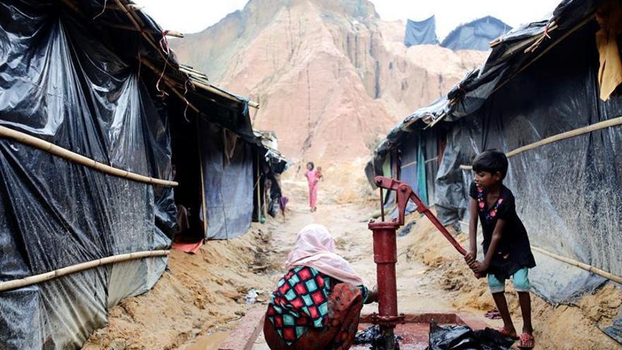 """Denuncian """"pruebas crecientes"""" de genocidio contra los rohinyá en Birmania"""