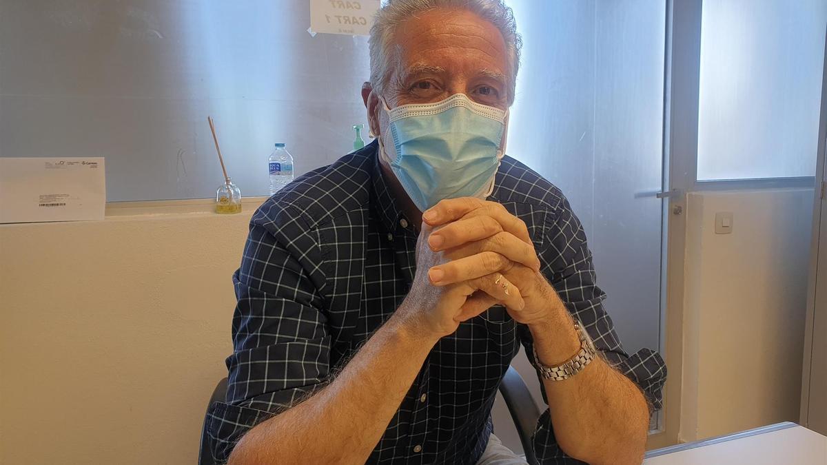 El cardiólogo Javier Balaguer es el nuevo presidente del Colegio de Médicos de Guadalajara