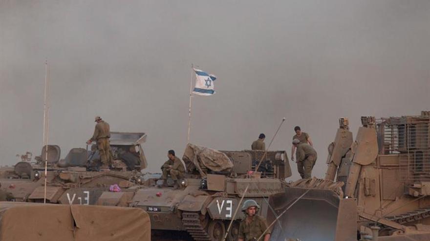 Cae un proyectil en los Altos del Golán sin causar víctimas