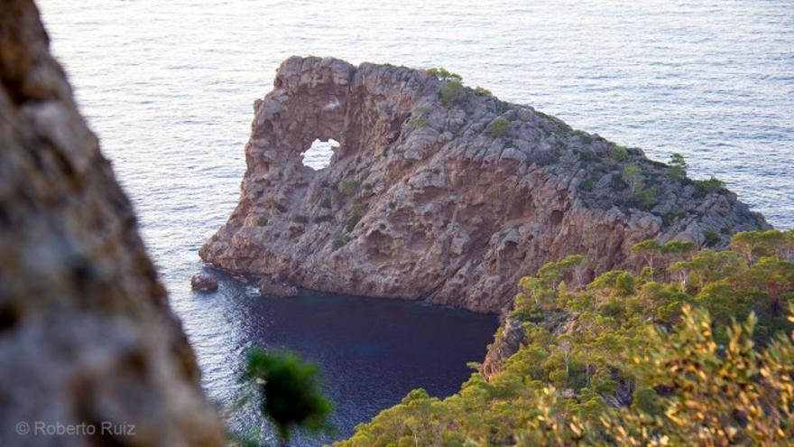 Sa Foradada, Sierra de Tramontana, Mallorca