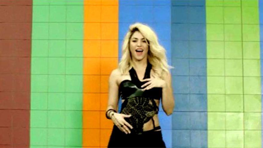 Críticas a Shakira por su videoclip para el Mundial de Brasil