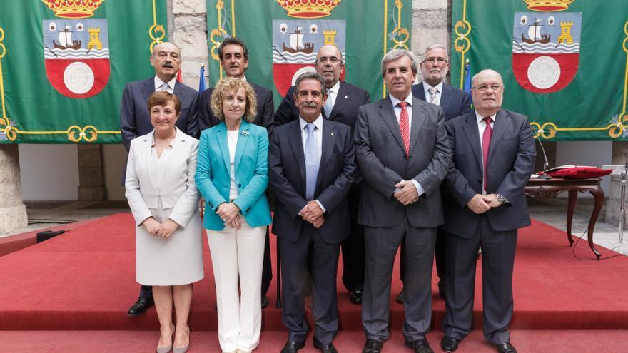 El Equipo de Gobierno de Cantabria
