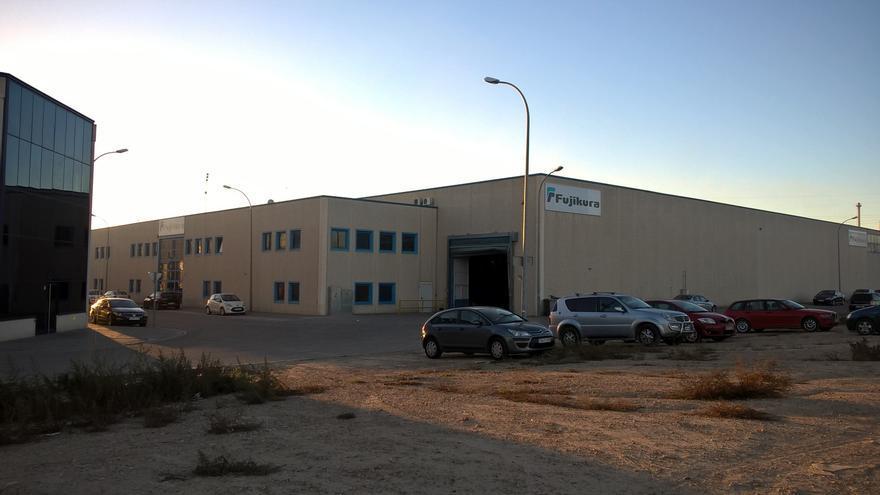 Fujikura ya trasladó de la producción de las fábricas de Alcañiz, Zaragoza y Ejea de los Caballeros.