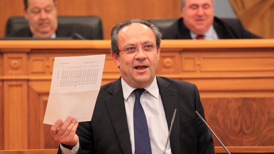 Juan Alfonso Ruiz Molina en las Cortes