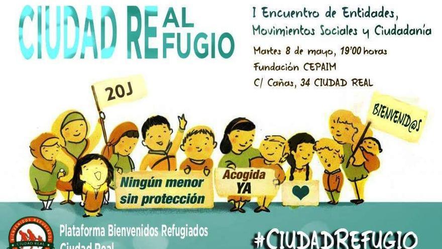 Encuentro de asociaciones sociales en Ciudad Real