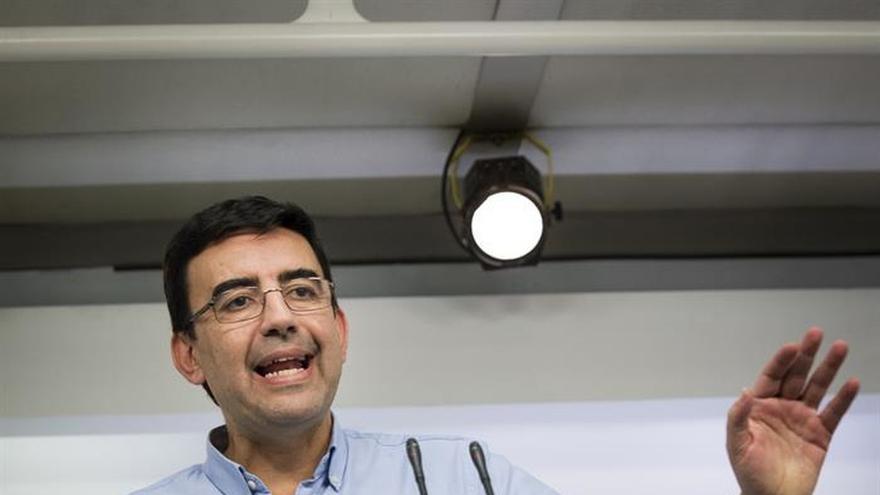 """Mario Jiménez acusa a Barberá de tener """"muy poca credibilidad"""""""
