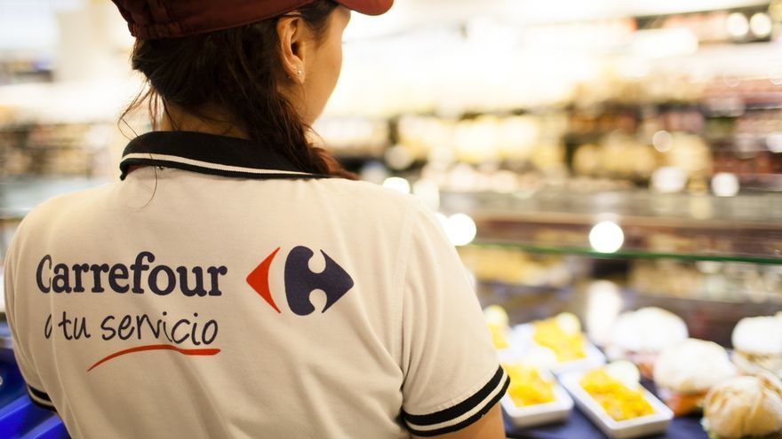 Carrefour realizó compras a más de 9.400 empresas españolas en 2014 por valor de 7.500 millones