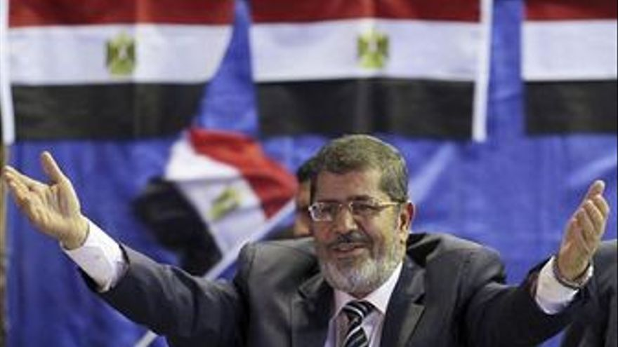 Mohamed Mursi. (EUROPA PRESS)