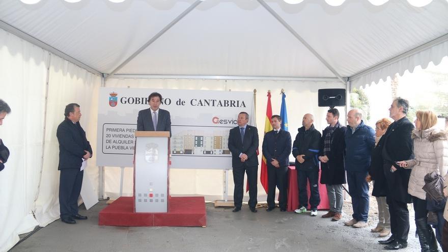 Comienza la construcción de las 20 VPO de alquiler en La Puebla Vieja