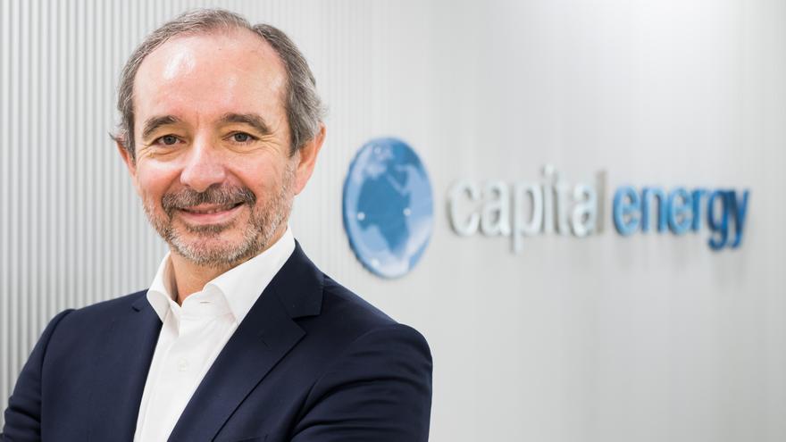 Francisco Clemente, nuevo director general corporativo de Capital Energy