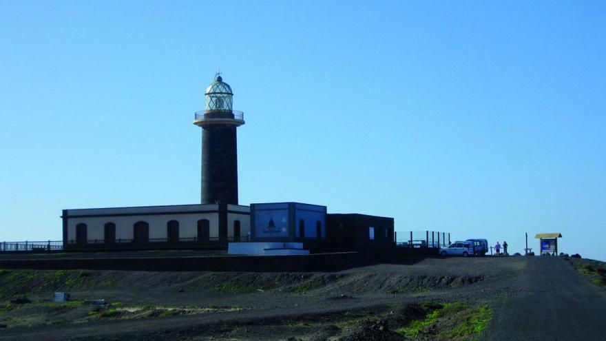 Faro de Jandía, sede del Centro de Interpretación del Parque Natural. MAGRAMA
