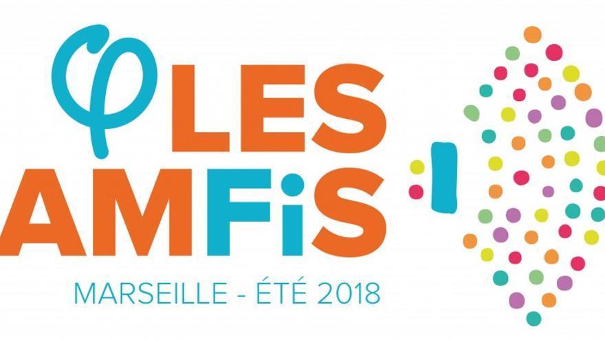 Logo de la universidad de verano de La France Insoumise