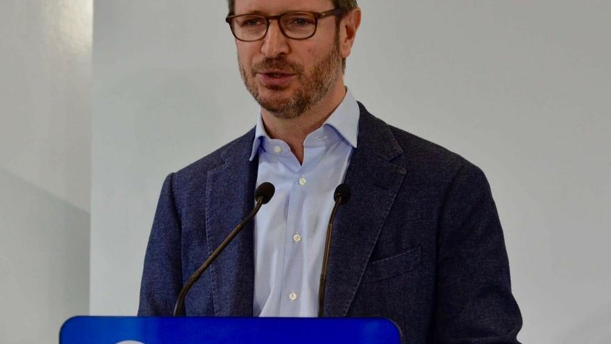 """Maroto dice que este lunes se contrastará la """"España unida"""" que desea el PP y la """"España que quiere malvender Sánchez"""""""